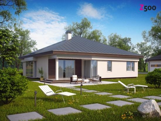 проект дома 166,1 м2 (z200) 9800 грн.