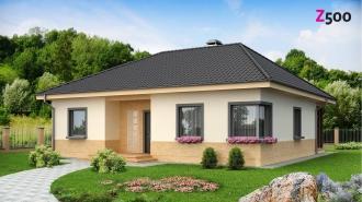 проект дома 111 м2 (z24) 8200 грн.