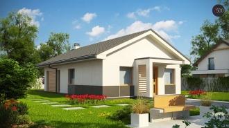 проект дома 89 м2 (z329) 7900 грн.