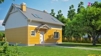 проект дома 127 м2 (z65) 11600 грн.