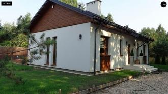 Проект дома 82 м2 (z7) 7200 грн.